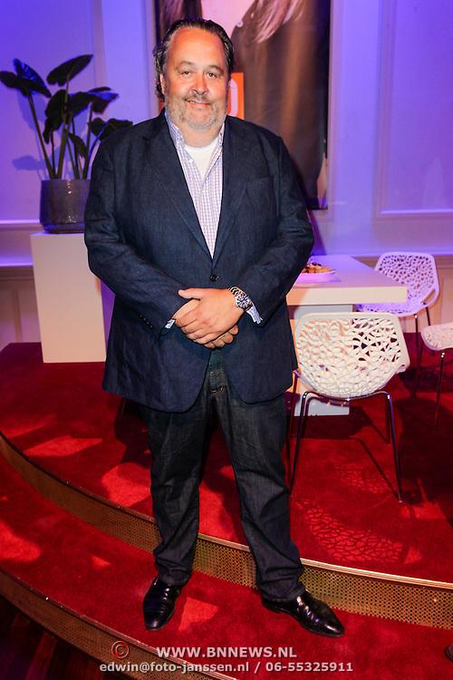 NLD/Hilversum/20120821 - Perspresentatie RTL Nederland 2012 / 2013, Jasper Julius