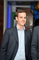 VINNY BURGEN at the launch of the 2009 Derby Festival in the presence of HRH Princess Haya of Jordan in aid of the charity Starlight held at the Kensington Roof Gardens, 99 Kensington High Street, London W8 on 12th May 2009.