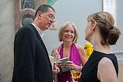 ANTONY GORMLEY; MARIELA FROSTRUP; FIONA RAE, Royal Academy of Arts Annual dinner. Piccadilly. London. 29 May 2012.