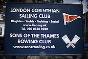 Hammersmith  Great Britain.<br /> <br /> Round and About - Sons Of the Thames RC<br /> <br /> Saturday  23/04/2016<br /> <br /> [Mandatory Credit; Peter Spurrier/Intersport-images]