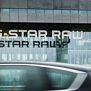 NLD/Amsterdam/20160218 - Hoofdgebouw G-Star Raw in Amsterdam