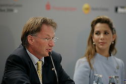 Kemperman Frank (GER)<br /> World Equestrian Games Aachen 2006<br /> Photo © Hippo Foto