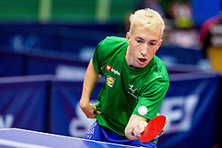 TRTNIK Luka during day 2 of 15th EPINT tournament - European Table Tennis Championships for the Disabled 2017, at Arena Tri Lilije, Lasko, Slovenia, on September 29, 2017. Photo by Ziga Zupan / Sportida