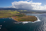 Port Allen Airport, Hanapepe, Kauai, Hawaii