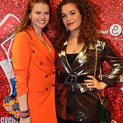 NLD/Amsterdam/20191111 - Premiere Kinky Boots, Britt Scholte en Annefleur van den Berg