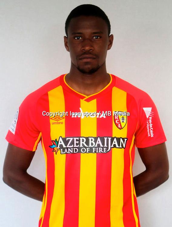 Deme NDIAYE - 29.10.2014 - Portrait Lens - Ligue 1 -<br /> Photo : Icon Sport
