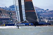 Sailing day 1