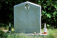 Tombstone of Sonny Boy Williamson Mississippi