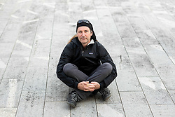 Portrait of Mitja Rudolf, on April 8, 2019, in Ljubljana, Slovenia. Photo by Vid Ponikvar / Sportida