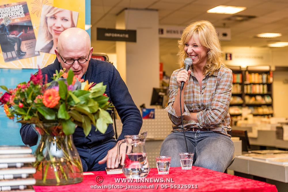 NLD/Utrecht/20170102 - Boekpresentatie Claudia de Breij van DE OUDEJAARS en alle verhalen erachter!,