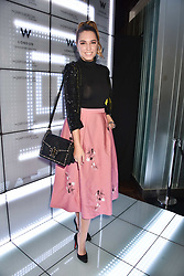 Amber Le Bon at the official launch of The Perception at W London, 10 Wardour Street, London England. 7 November 2017.<br /> Photo by Dominic O'Neill/SilverHub 0203 174 1069 sales@silverhubmedia.com