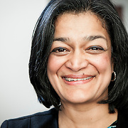 Representative Pramila Jayapal (D-WA, 7) on Tuesday, January 31, 2017.  John Boal photo/for The Stranger