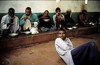 Pakistan, Sind, Karachi, centre hospitalier Abdul Sattar Edhi, hopital pshychatrique // Abdul Sattar Edhi Foundation, Mental hospital,  Karachi, Pakistan