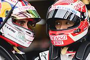 June 12-17, 2018: 24 hours of Le Mans. Kazuki Nakajima,  Toyota Racing, Toyota TS050 Hybrid, Sebastien Buemi,  Toyota Racing, Toyota TS050 Hybrid