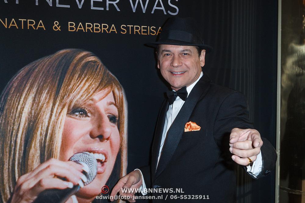 NLD/Amsterdam/20131101 - Premiere Barbra & Frank The Concert That Never Was, Sebastian Anzaldo