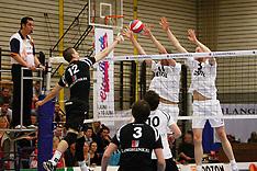 20120325 NED: A-League 1/2 Finale Play Off Heren Langhenkel Volley - Netwerk STC, Doetinchem