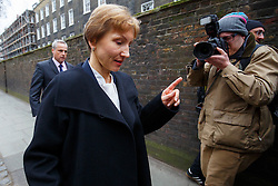 "© Licensed to London News Pictures. 21/01/2016. London, UK. Marina Litvinenko, widow of former Russian spy Alexander Litvinenko arriving at a press conference at Matrix Chambers in London. Mr Litvinenko died aged 43 in London days after being poisoned with radioactive polonium-210 and his assassination was ""probably"" approved by President Vladimir Putin, a public inquiry has concluded. Photo credit: Tolga Akmen/LNP"