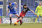 Oldham Athletic v Coventry City 110217