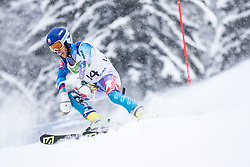 France Martin of Slovakia during Slalom race at 2019 World Para Alpine Skiing Championship, on January 23, 2019 in Kranjska Gora, Slovenia. Photo by Matic Ritonja / Sportida
