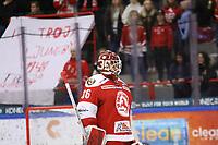 2020-03-06   Ljungby, Sverige: Troja-Ljungby (36) Wictor Ragnewall under matchen i Hockeyettan mellan IF Troja/Ljungby och Bodens HF i Ljungby Arena ( Foto av: Fredrik Sten   Swe Press Photo )<br /> <br /> Nyckelord: Ljungby, Ishockey, Hockeyettan, Ljungby Arena, IF Troja/Ljungby, Bodens HF, fstb200306, playoff, kval