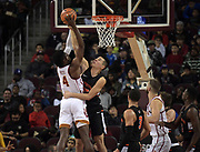Dec 19, 2017; Los Angeles, CA, USA; during an NCAA basketball game at Galen Center. Princeton defeated USC 103-93 in overtime.
