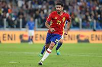06.10.2016 - Torino - Qualificazioni Mondiali Russia 2016 - Italia-Spagna - Nella foto : Diego Costa  - Nazionale Spagna