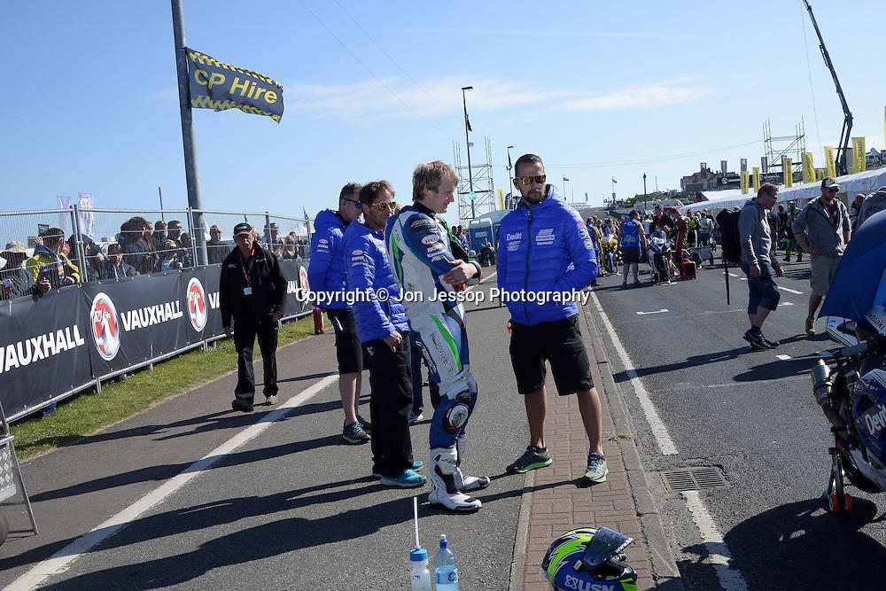 #9 Ivan Lintin Bardney Devitt/RC Express Racing Kawasaki