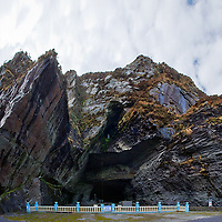 Valentia Island Slate Grotto / vl137