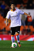 Copa del Rey, Round of 32 match between Valencia CF and C. Gimnastic