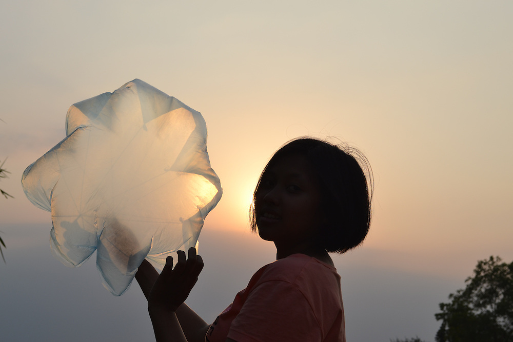 Silhouette by Lutfin Nadya.<br /> <br /> Lutfin Nadya is an Indonesian domestic worker now living in Hong Kong.