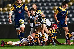Craig Hampson of Wasps in action  - Mandatory by-line: Craig Thomas/JMP - 23/10/2017 - RUGBY - Sixways Stadium - Worcester, England - Worcester Cavaliers v Wasps - Aviva A League