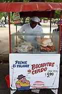 Bocaditos de Cerdo in Ciego de Avila, Cuba.