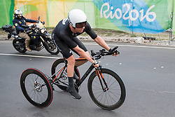 HILLS Stephen, NZL, T2, Cycling, Time-Trial at Rio 2016 Paralympic Games, Brazil