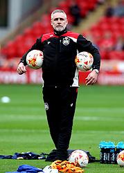 Bristol City coach John Pemberton - Mandatory by-line: Robbie Stephenson/JMP - 29/10/2016 - FOOTBALL - Oakwell Stadium - Barnsley, England - Barnsley v Bristol City - Sky Bet Championship