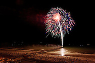 4th of July, 2006 at the Jacksonville Beach Pier