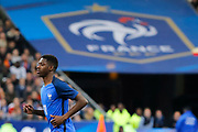 Ousmane Dembele (FRA) during the Friendly Game football match between France and Spain on March 28, 2017 at Stade de France in Saint-Denis, France - Photo Stephane Allaman / ProSportsImages / DPPI
