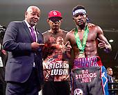 June 29, 2019: Zakaria Attou vs Erickson Lubin Premiere Boxing