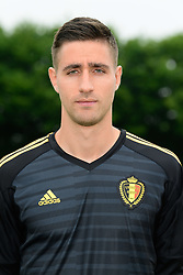 June 5, 2018 - Tubize, BELGIUM - Belgium's goalkeeper Koen Casteels poses for the photographer during the official team photo of the Belgian national soccer team Red Devils, Tuesday 05 June 2018, in Tubize. The Red Devils started their preparations for the upcoming FIFA World Cup 2018 in Russia. BELGA PHOTO POOL NICO VEREECKEN (Credit Image: © Pool Nico Vereecken/Belga via ZUMA Press)