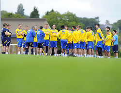 Bristol Rovers players return for pre season training  - Photo mandatory by-line: Joe Meredith/JMP - Tel: Mobile: 07966 386802 24/06/2013 - SPORT - FOOTBALL - Bristol -  Bristol Rovers - Pre Season Training - Npower League Two