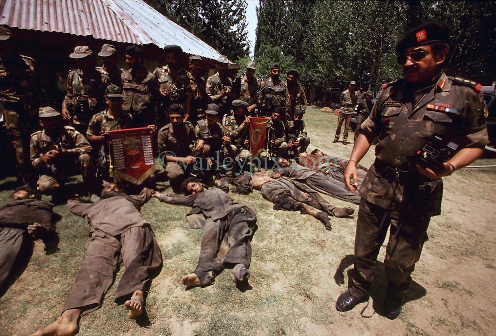 Civil War, Kashmir.