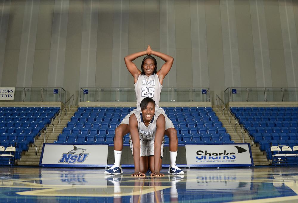 2014-15 NSU Women's Basketball Photo Day