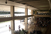 Confins_MG, Brasil...Aeroporto internacional Tancredo Neves (Confins). Na foto passageiros...International airport Tancredo Neves (Confins). In this photo passengers...Foto: BRUNO VILELA / NITRO