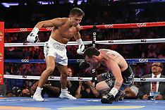 July 26, 2014: Gennady Golovkin vs Daniel Geale