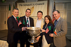 Gary Cooley - Aer Lingus<br /> Paul O'Donovan - DAA<br /> Barry Barker - DAA<br /> Elaine Roche - DAA<br /> David Nugent - DAA