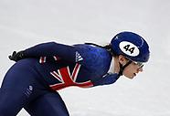 Women - Short Track Speed Skating 1500m - 17 February 2018