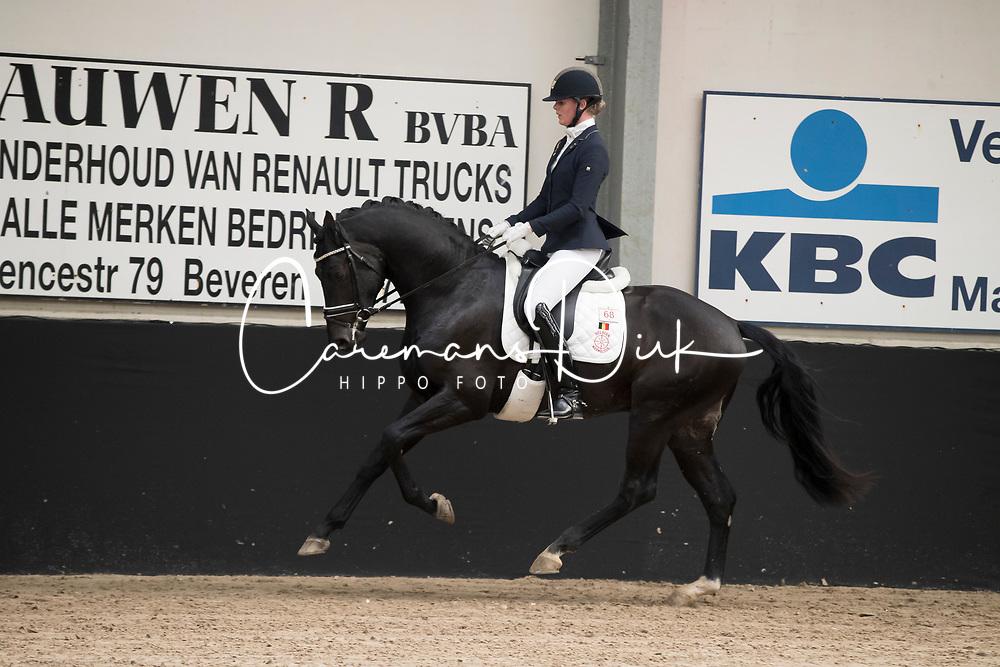 068 - Flynn, Joyce Lenaerts<br /> BWP Keuring - 3de Phase<br /> Hulsterlo - Meerdonk 2017<br /> © Dirk Caremans<br /> 16/03/2017