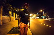 Cuban Jazz musician<br /> Havana, Cuba 2016