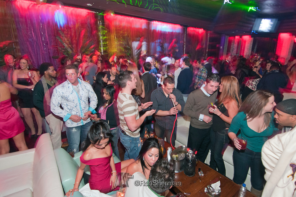 The  Havana Club opened to the public in December 2009. The new, 15,000 square-ft venue boasts a custom-designed lighting and sound system, satellite television throughout, cedar-wood humidor stocking rare and exotic cigars.