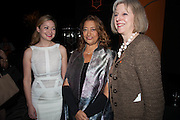 KATHRYN PARSONS; DAME ZAHA HADID; THERESA MAY The Veuve Clicquot Business Woman Of The Year Award, celebrating women's excellence in business and commitment to sustainability. Claridge's, Brook Street, London, 22 April 2013