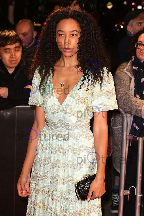 Corinne Bailey Rae, The Naked Heart Foundation's Fabulous Fund Fair, Roundhouse, London UK, 21 February 2017, Photo by Richard Goldschmidt